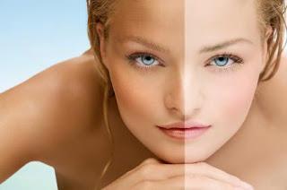 Como broncear con maquillaje las pieles blancas