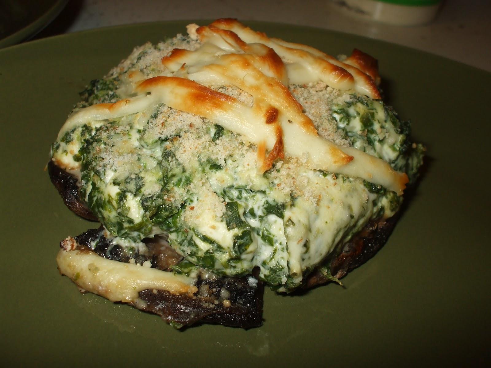 how to cook a portabella mushroom