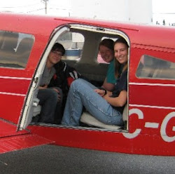 LAMP volunteers fly to northern Canada