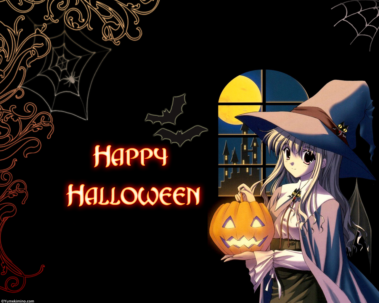 Happy Halloween ❤ 4K HD Desktop Wallpaper for • Wide & Ultra ...