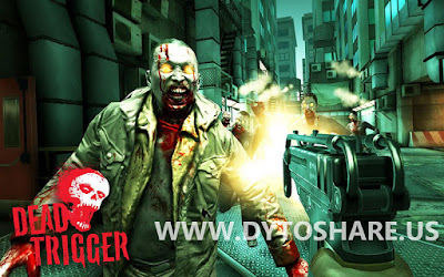 Dead Trigger v1.9.0 MOD for Android