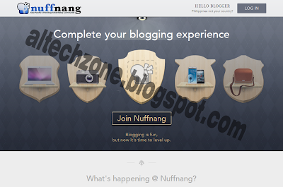 How to Create a Nuffnang Account