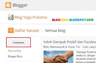 Cara Follow Blog Dengan Cepat dan Sangat Mudah 2015
