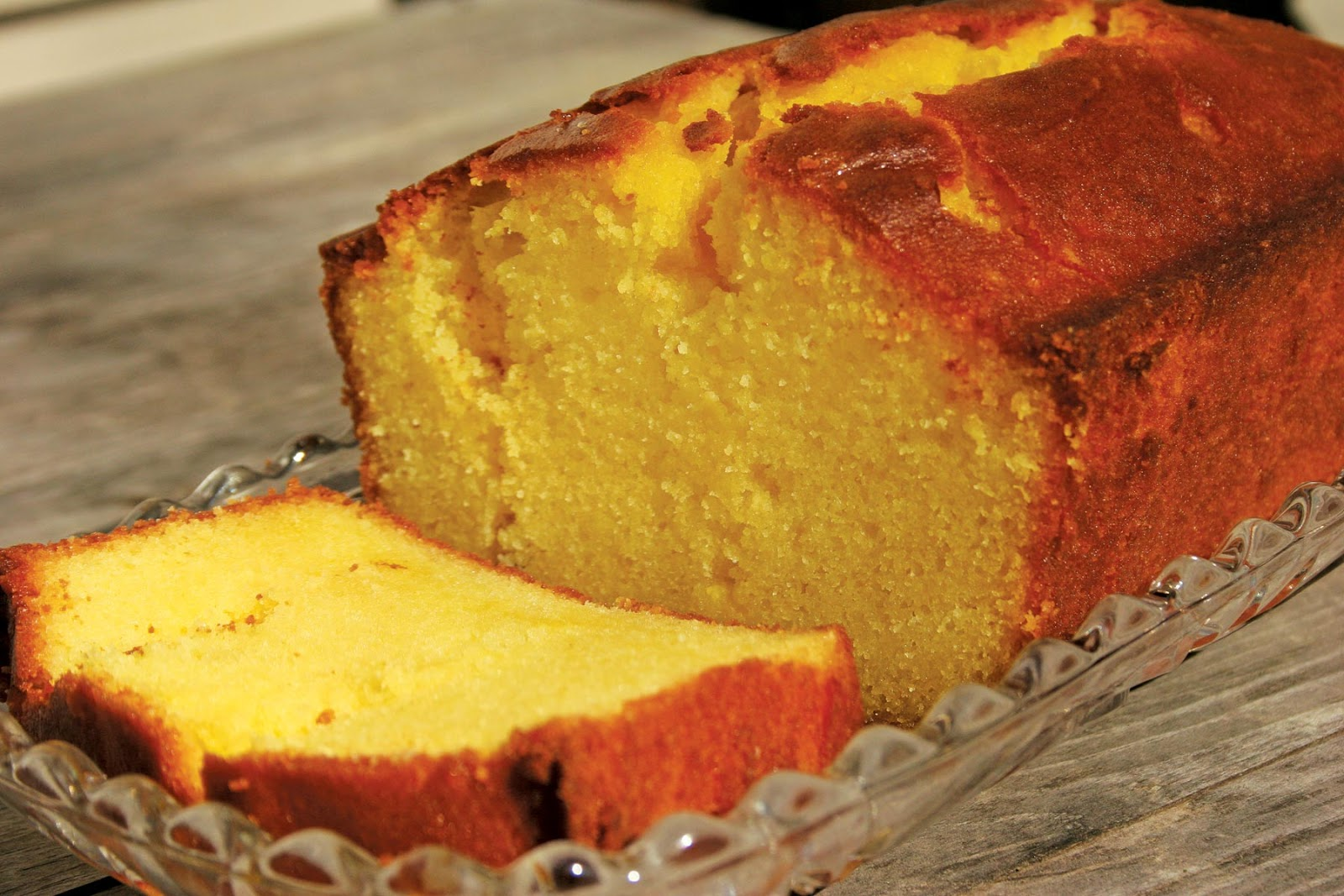 Easy Pound Cake Recipe — Dishmaps