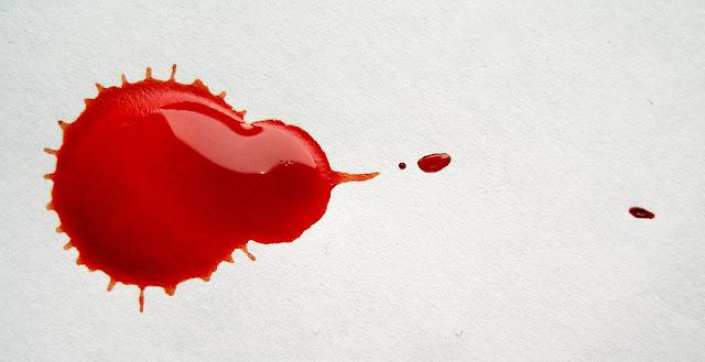 Sanguine, Haemophobia, Red