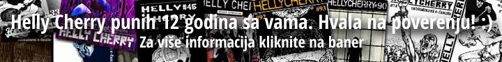 Helly Cherry punih 12 godina sa vama. Hvala na poverenju! :) Za više informacija kliknite na baner