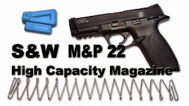 S&W M&P High Capacity Magazines