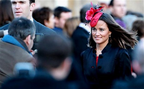Pippa Middleton sexy video