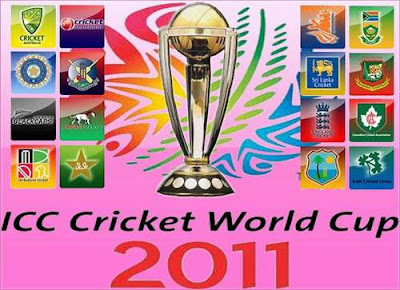 ICC World Cup 2011 Points Table