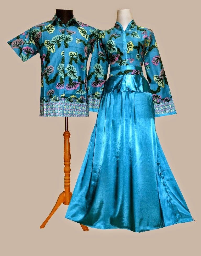 Model Batik Kancing Depan Holidays Oo