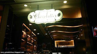 Maitre Chocolatier Ayala Center Cebu branch