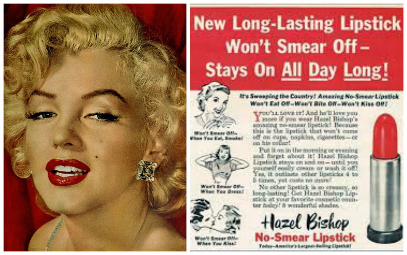 The Lipstick Drawer: History of Lipstick Part 2: 1920s-1950s ...