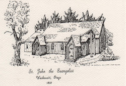 Sketch of St John's