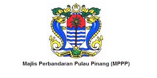 jawatan kosong di Majlis Perbandaran Pulau Pinang (MPPP)