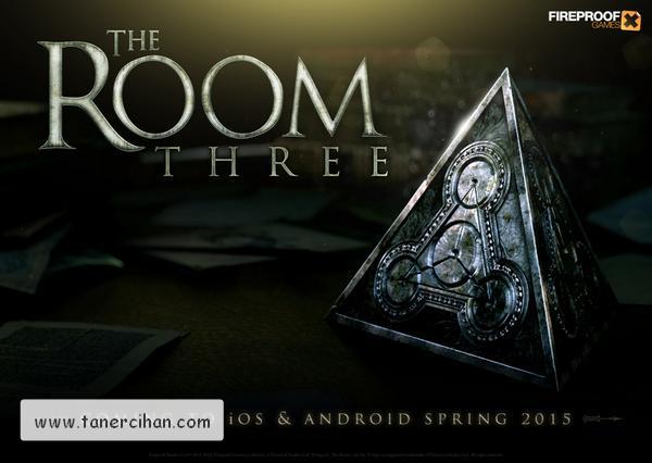 The Room Three 3  v1.0 APK Data  Full İndir