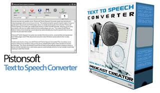 Pistonsoft Text to Speech Converter Full Version Crack + Keygen