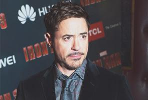 Hollywood, Artis Amerika, Selebriti, Movie, Rober Downey Jr, Dapat, 50 juta, Daripada, Iron Man
