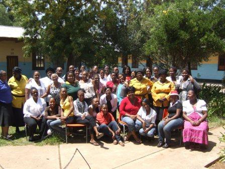 Matlosane Sunday School Leaders