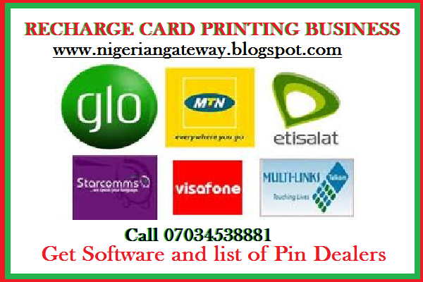 How to start recharge card printing business business plan recharge card retailers in business colourmoves Gallery