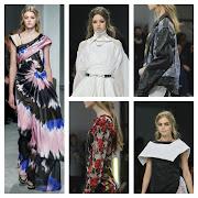 Tendencias de moda Otoño-Invierno 2013/2014 los mejores momentos de moda belleza de otono invierno en new york fashion week