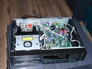Yamaha CDX-630E