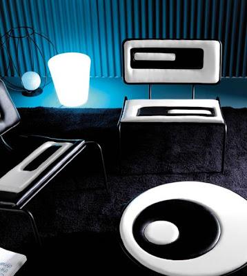 Meja dan Kursi Modern yang Trendi 3