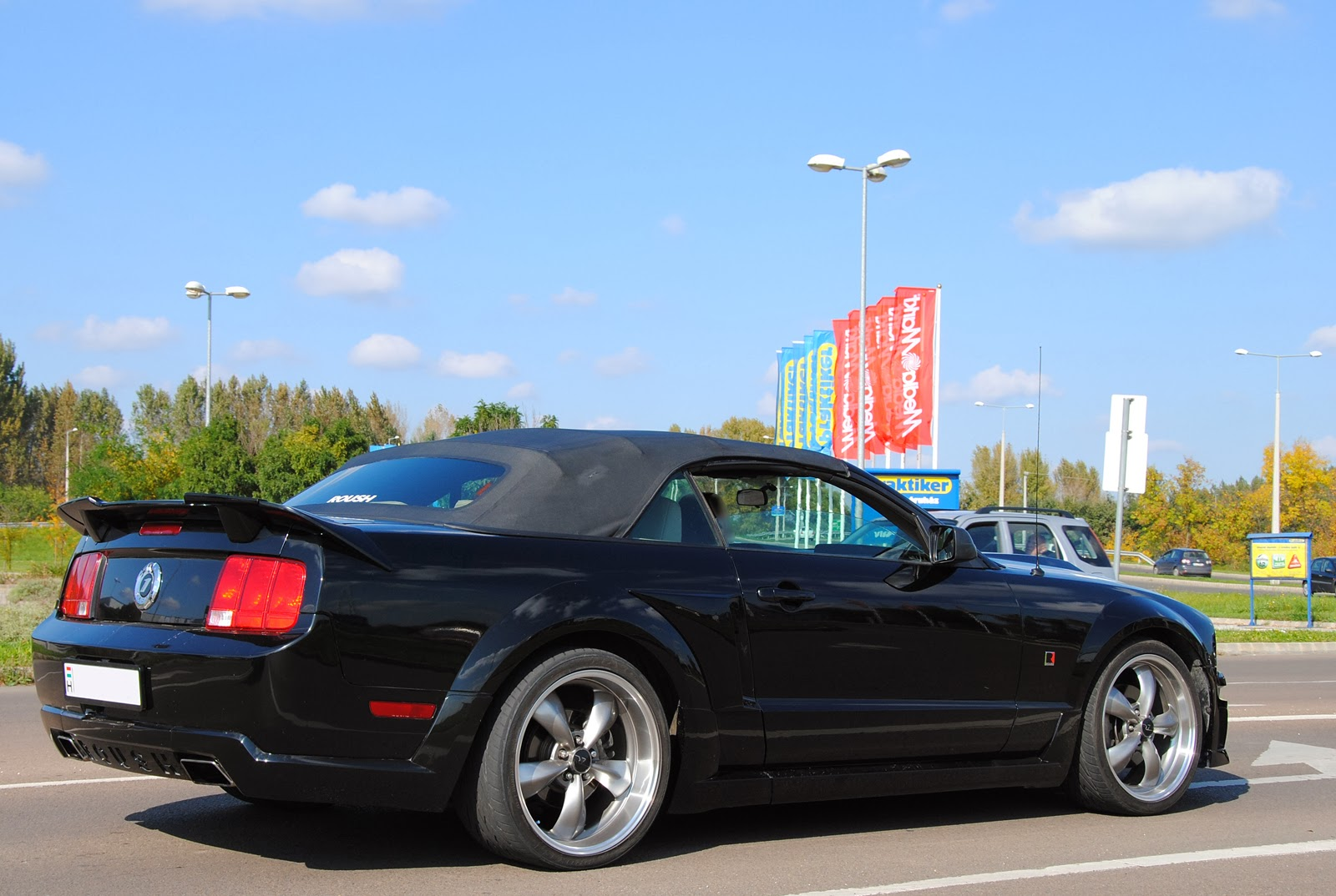 Ford Mustang Roush Stage 1 Convertible Supercars In Szolnok