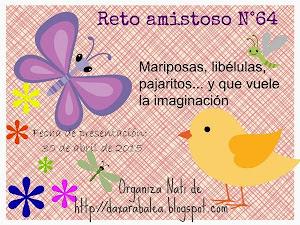 RETO AMISTOSO 64