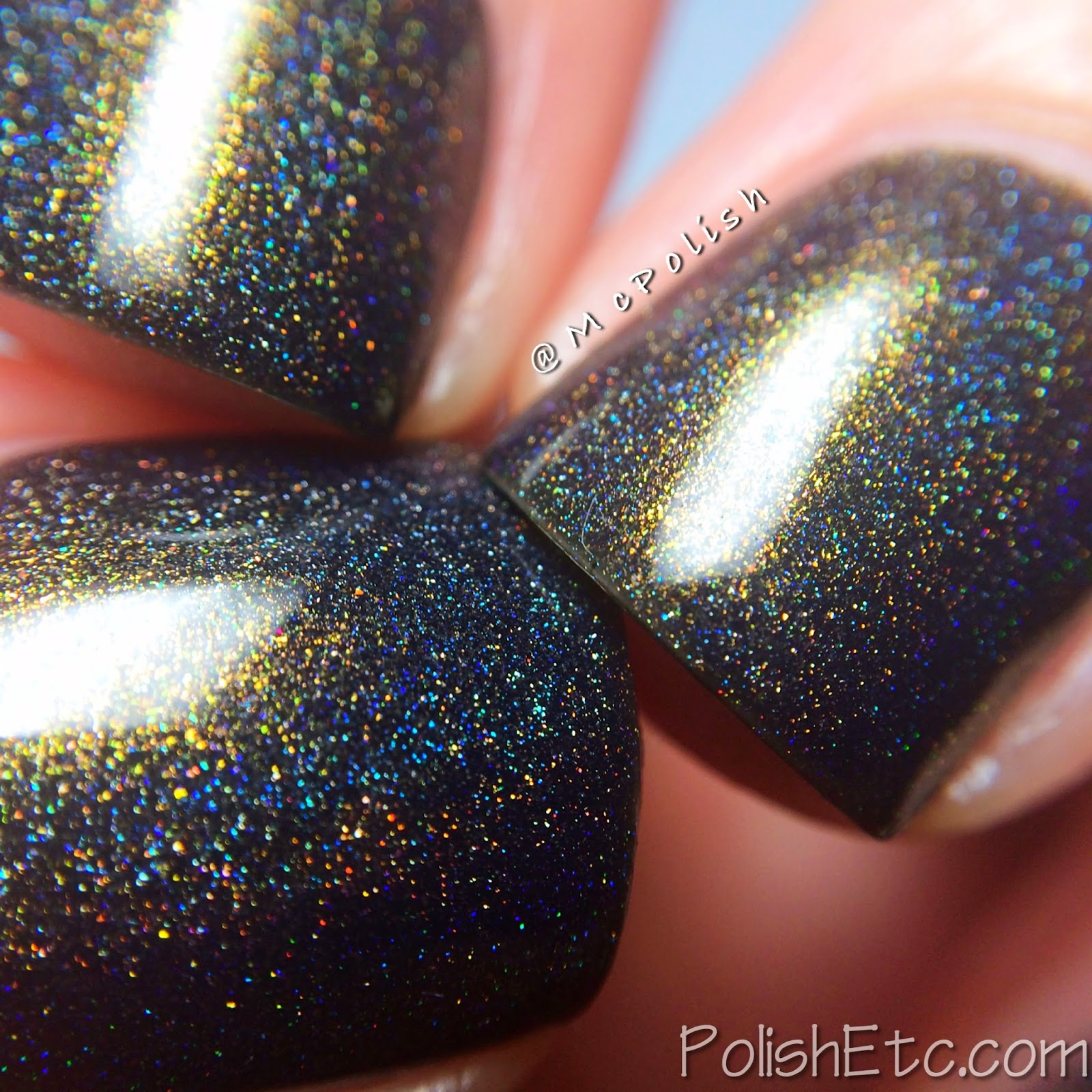 Takko Lacquer - Créateur (swatched by McPolish)