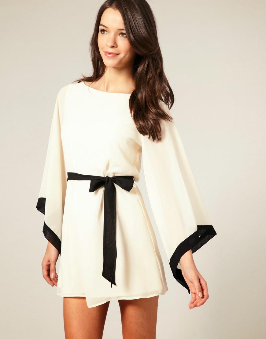 Выкройка рукава кимоно