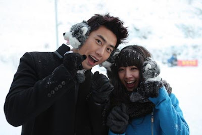 Taecyeon and Gui Gui Global We Got Married Episode 1 (English Subbed)