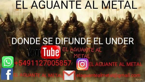 EL AGUANTE AL METAL