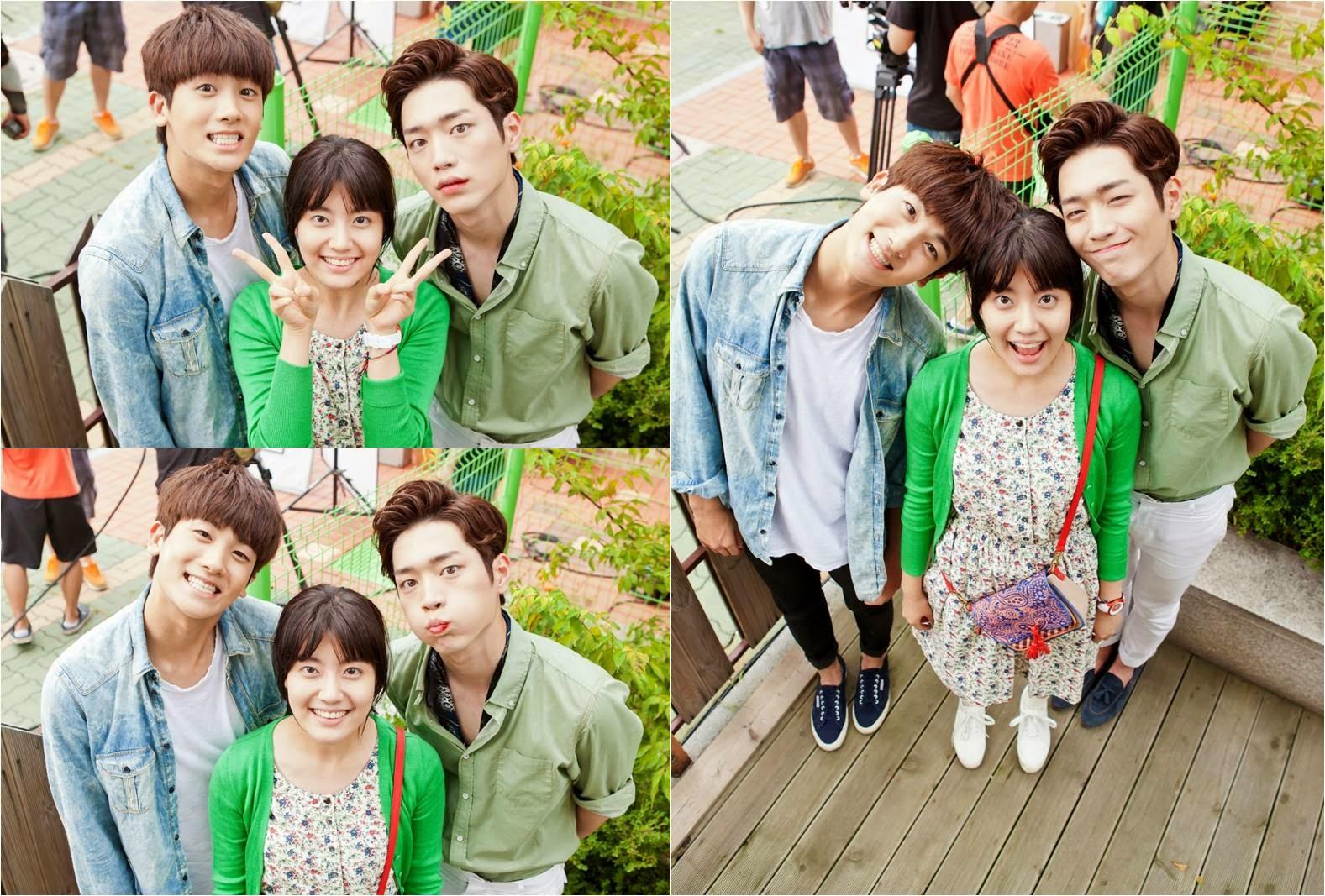 Nam ji hyun and park hyungsik dating sim