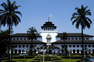Alamat Wisata Bandung Kota