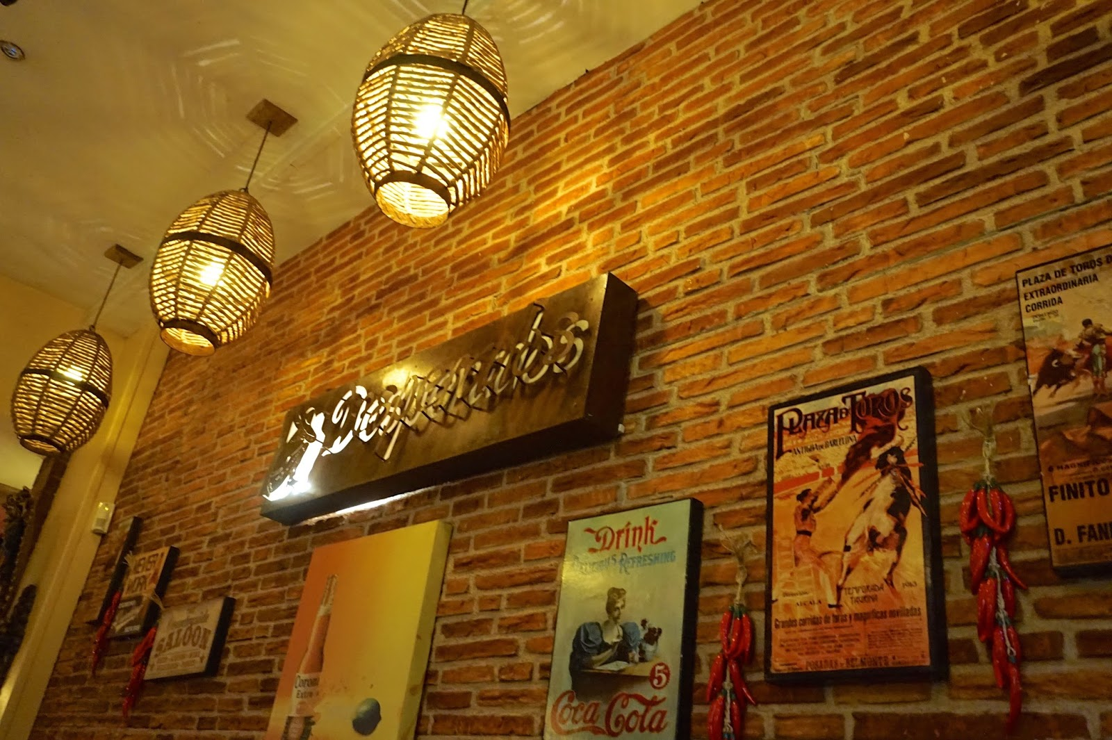 mexican restaurant angel london