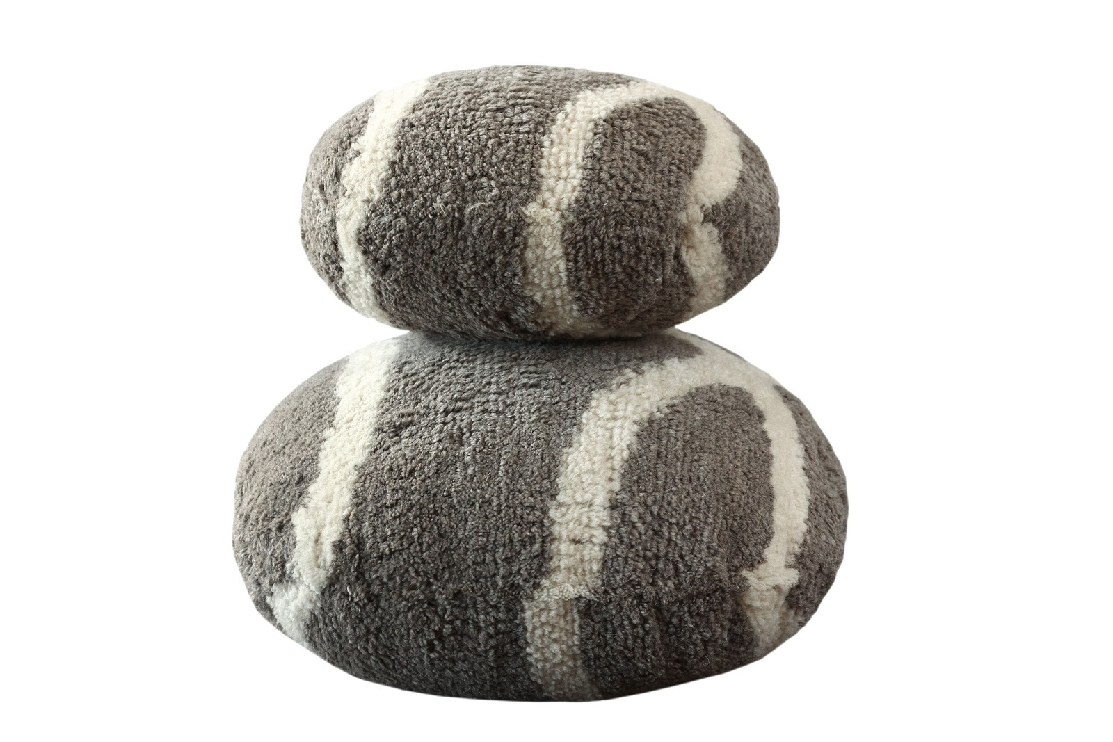 Floor Pillows Stones : Rosemary s Blog: Stone Floor Pillow