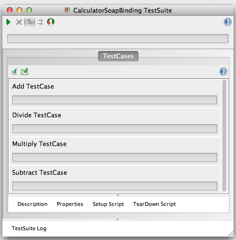 Testing Web Services from JUnit using SoapUI - On Code & Design