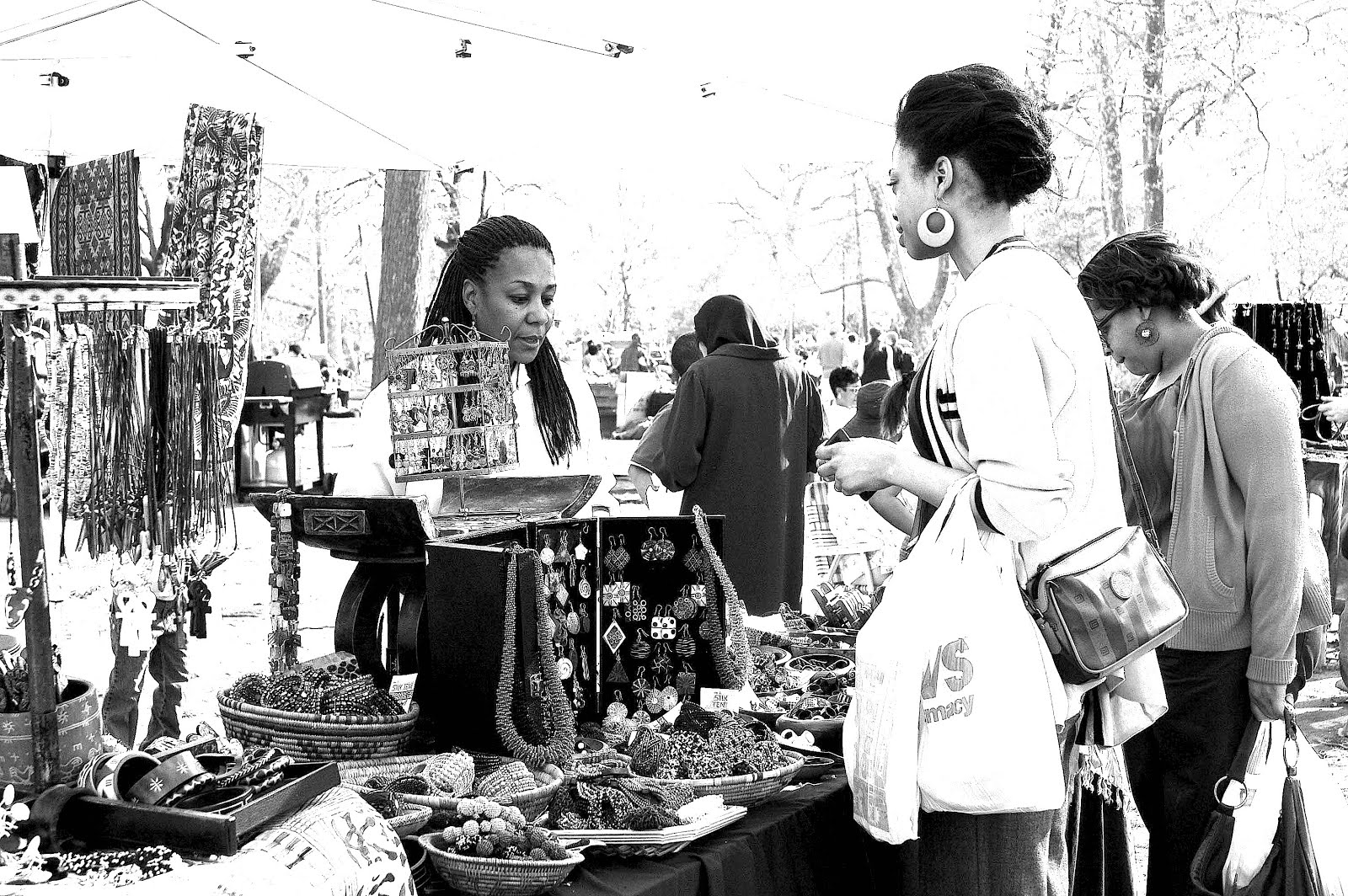 Join the Team to Build Uhuru Flea Markets - Community Meeting Wed. July 1st  7-8:30!