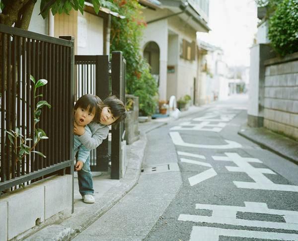 Cute Photography by Hideaki Hamada