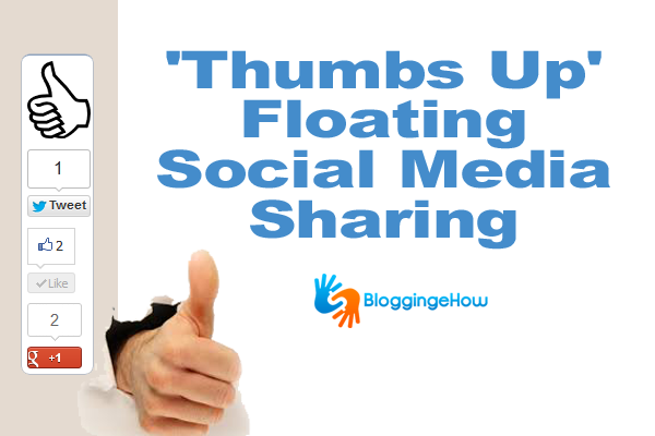 39 thumbs up 39 floating social media sharing widget with for Window onload not working in ie