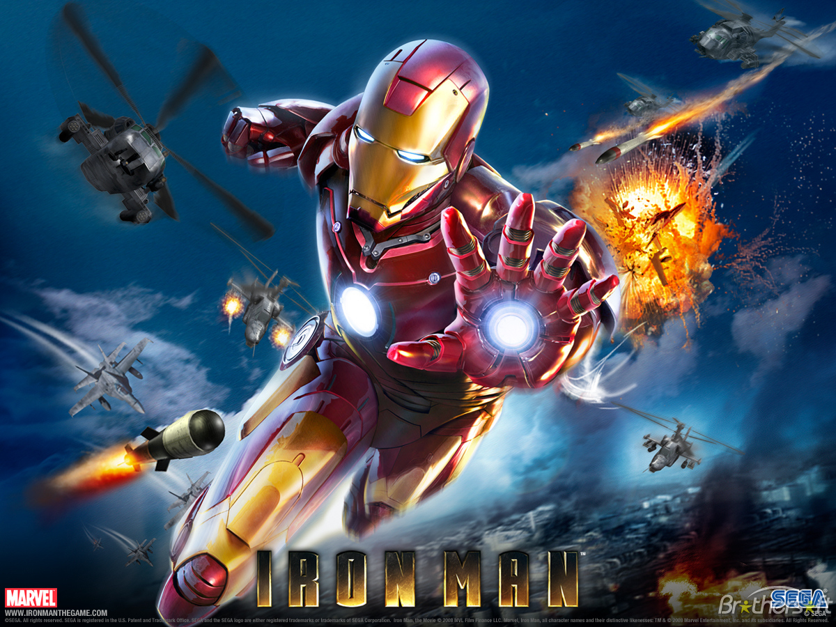 Computer Games For Free : Iron man pc game free games