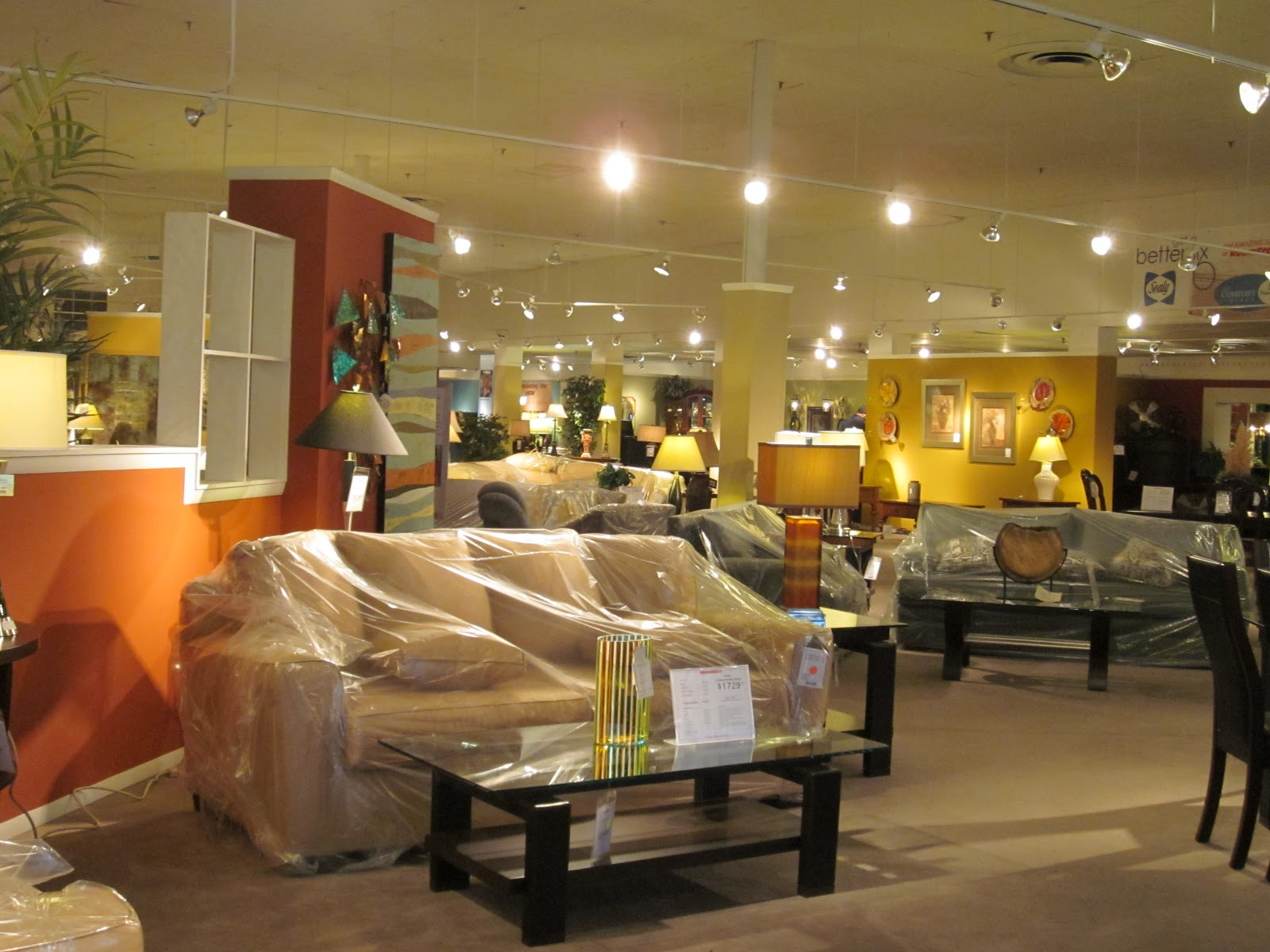 Before the RoomStore opened in Annandale about 15 years ago  there was a  Hub furniture store in that location. the Annandale Blog  Annandale RoomStore will close