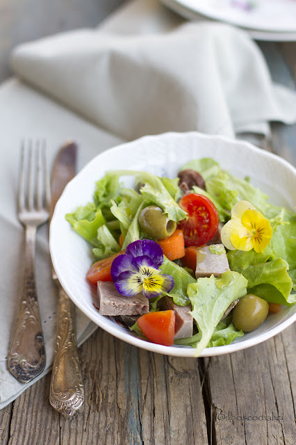 lesso in insalata
