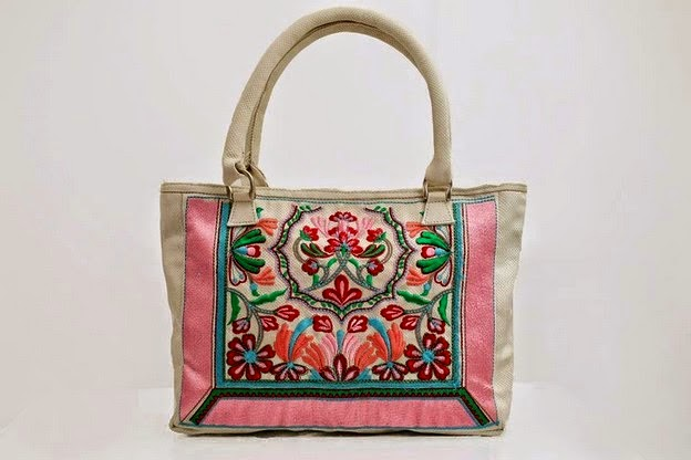Gul Ahmed Ladies Handbags Collection 2014 for Girls