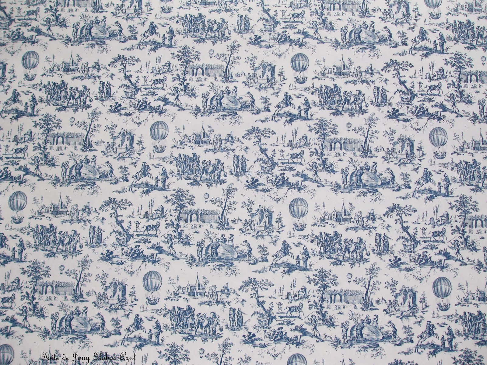 Eclectic or jumbled - Chambre toile de jouy ...
