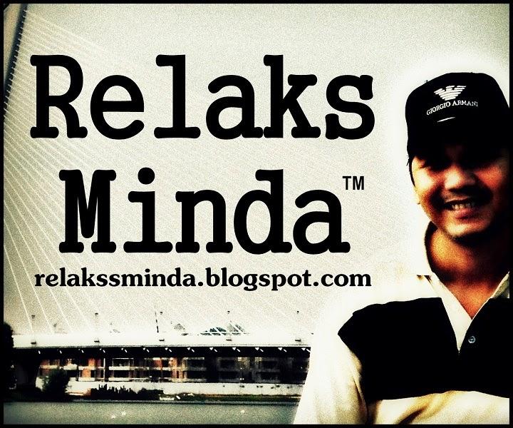Header keenam Relaks Minda dan terkini.