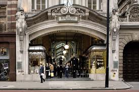 Regency Burlington Arcade