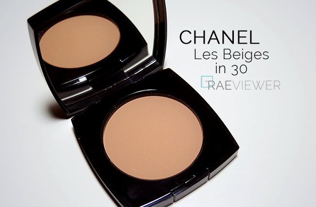 The RAEviewer - A blog about luxury and high-end cosmetics  Chanel ... f07264bcab4