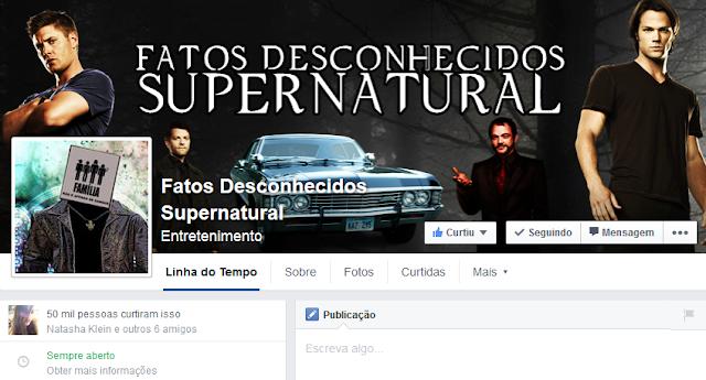 https://www.facebook.com/OficialSpnBrasil