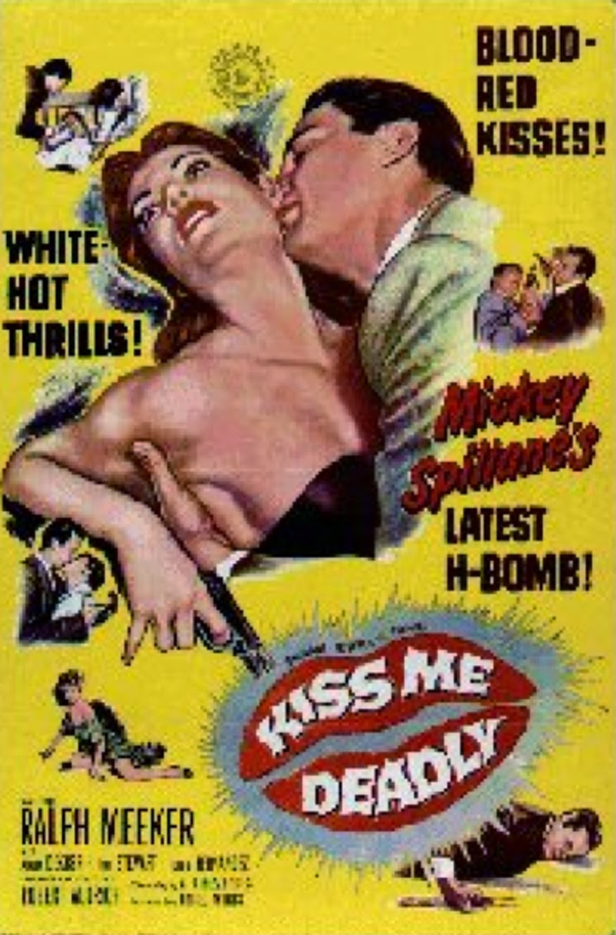 Laura's Miscellaneous Musings: Tonight's Movie: Kiss Me ...